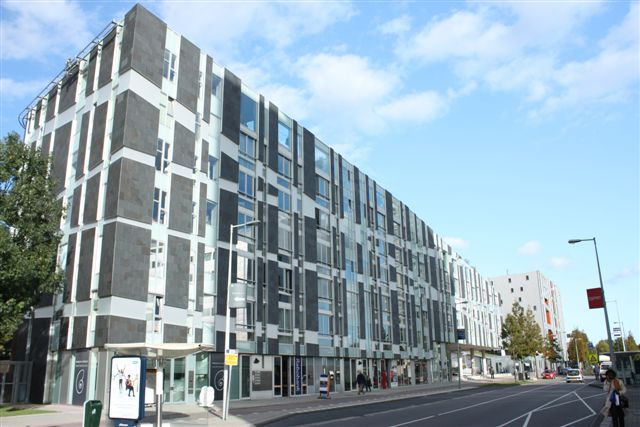 Luxe apartementen Gelderlandplein nr 02